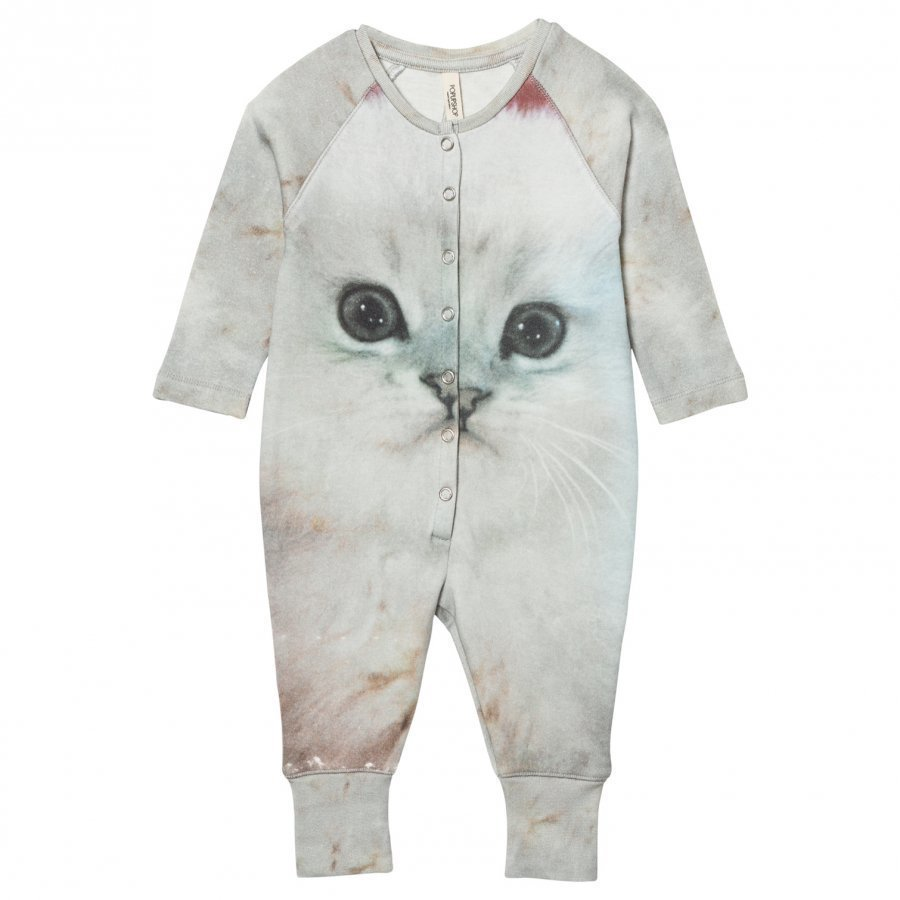 Popupshop Onesie Fluffy Cat Body
