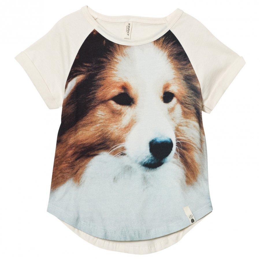 Popupshop Robs Tee Lassie T-Paita