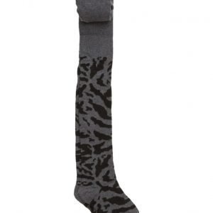 Popupshop Stockings Tiger Black / Grey