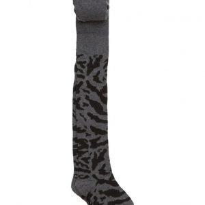 Popupshop Stockings Tiger Black / Grey