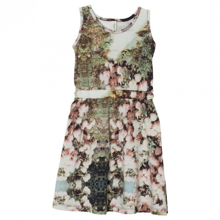 Popupshop Tank Dress Flower 2 Mekko