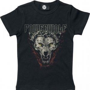 Powerwolf Icon Wolf Lasten Paita