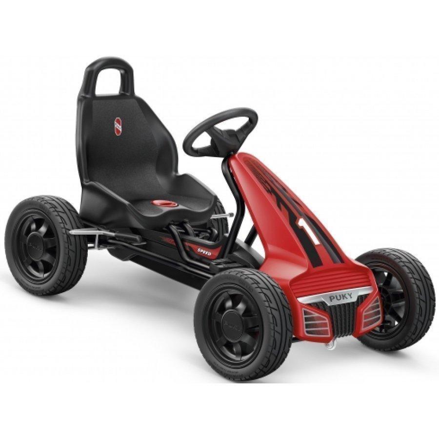 Puky Polkuauto Go Cart F 550 L Musta / Punainen 3640