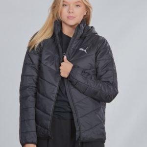 Puma Active Jacket Takki Musta