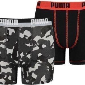 Puma Alushousut 2 paria Camo White