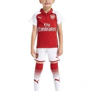 Puma Arsenal Fc 2017/18 Home Kit Punainen