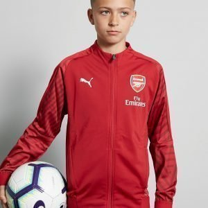 Puma Arsenal Fc Stadium Jacket Punainen