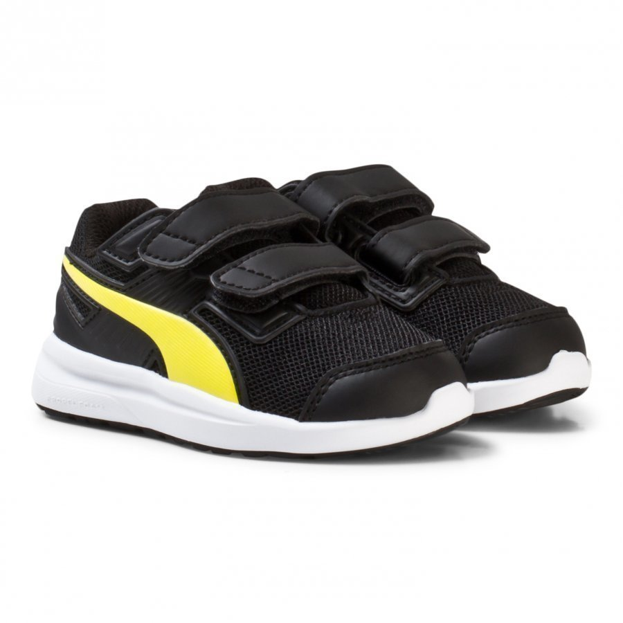 Puma Black Escaper Mesh V Infant Sneakers Lenkkarit
