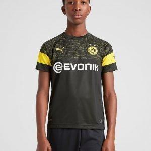 Puma Borussia Dortmund 2018/19 Away Paita Musta