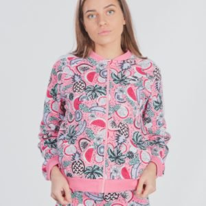 Puma Classics Fruit Jacket Neule Vaaleanpunainen