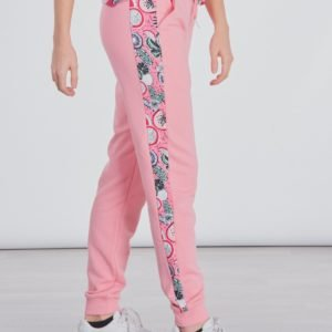 Puma Classics Fruit Sweat Pants Collegehousut Vaaleanpunainen