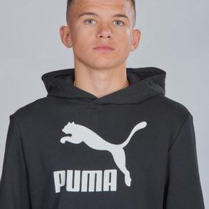 Puma Classics Hoody Huppari Musta