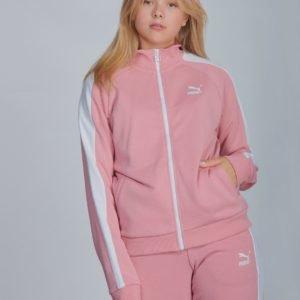 Puma Classics Jacket Neule Vaaleanpunainen
