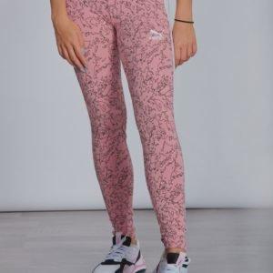 Puma Classics Leggings Leggingsit Vaaleanpunainen