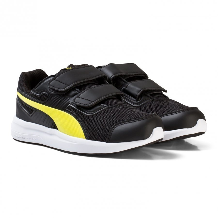 Puma Escaper Mesh Trainers Black Lenkkarit