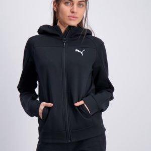 Puma Evostripe Hooded Jacket Takki Musta