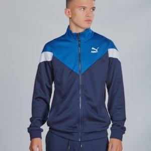 Puma Iconic Track Jacket Neule Sininen