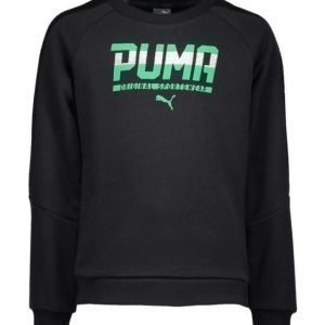 Puma J Style Crew Sweat collegepaita
