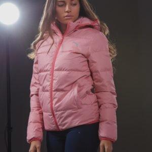 Puma Light Down Jacket Takki Vaaleanpunainen