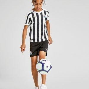 Puma Newcastle United 18 / 19 Kotishortsit Musta