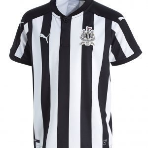 Puma Newcastle United 2017/18 Home Shirt Musta