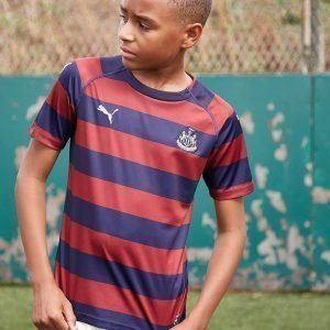 Puma Newcastle United Fc 2018/19 Away Shirt Laivastonsininen