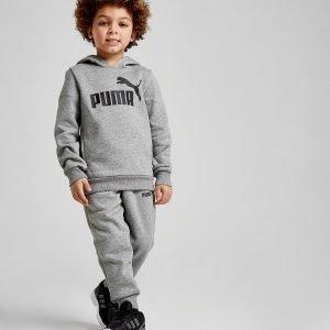Puma No.1 Logo Overhead Suit Harmaa