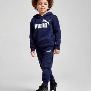 Puma No.1 Logo Overhead Suit Laivastonsininen