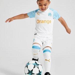 Puma Olympique Marseille 2018/19 Home Peliasu Valkoinen