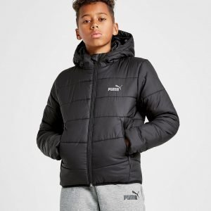 Puma Padded Jacket Musta