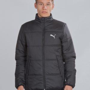 Puma Padded Jacket Takki Musta