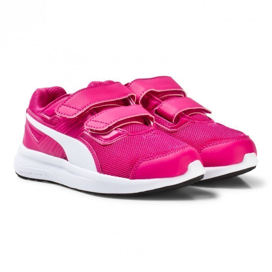 Puma Pink Escaper Mesh V Youth Sneakers Lenkkarit