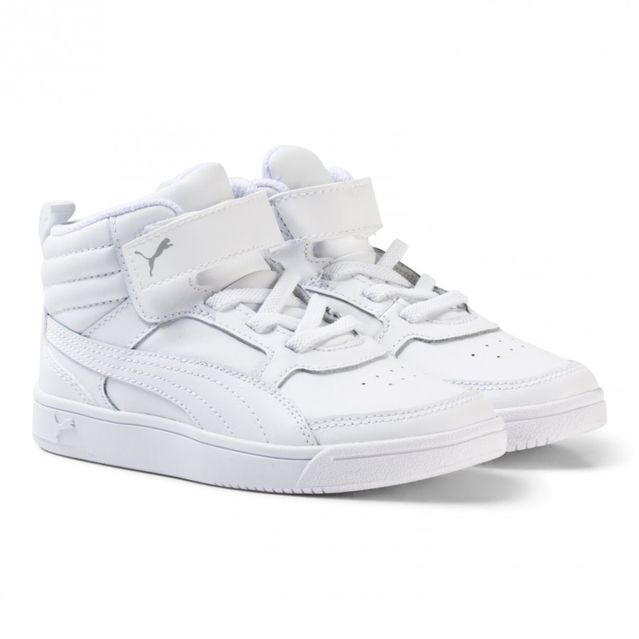 Puma Rebound Street V2 Leather High Tops Trainers Lenkkarit