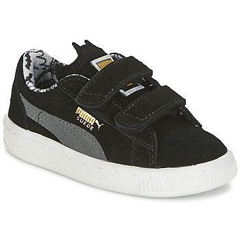 Puma SUEDE BATMAN V INF matalavartiset kengät