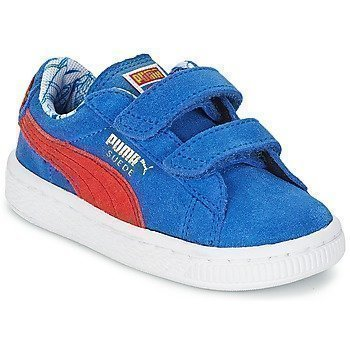 Puma SUEDE SUPERMAN V KIDS matalavartiset kengät