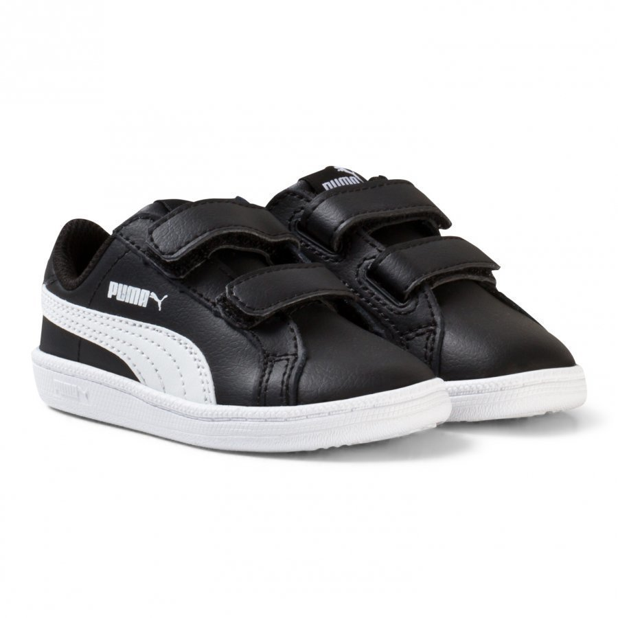 Puma Smash Fun Kids Black Lenkkarit