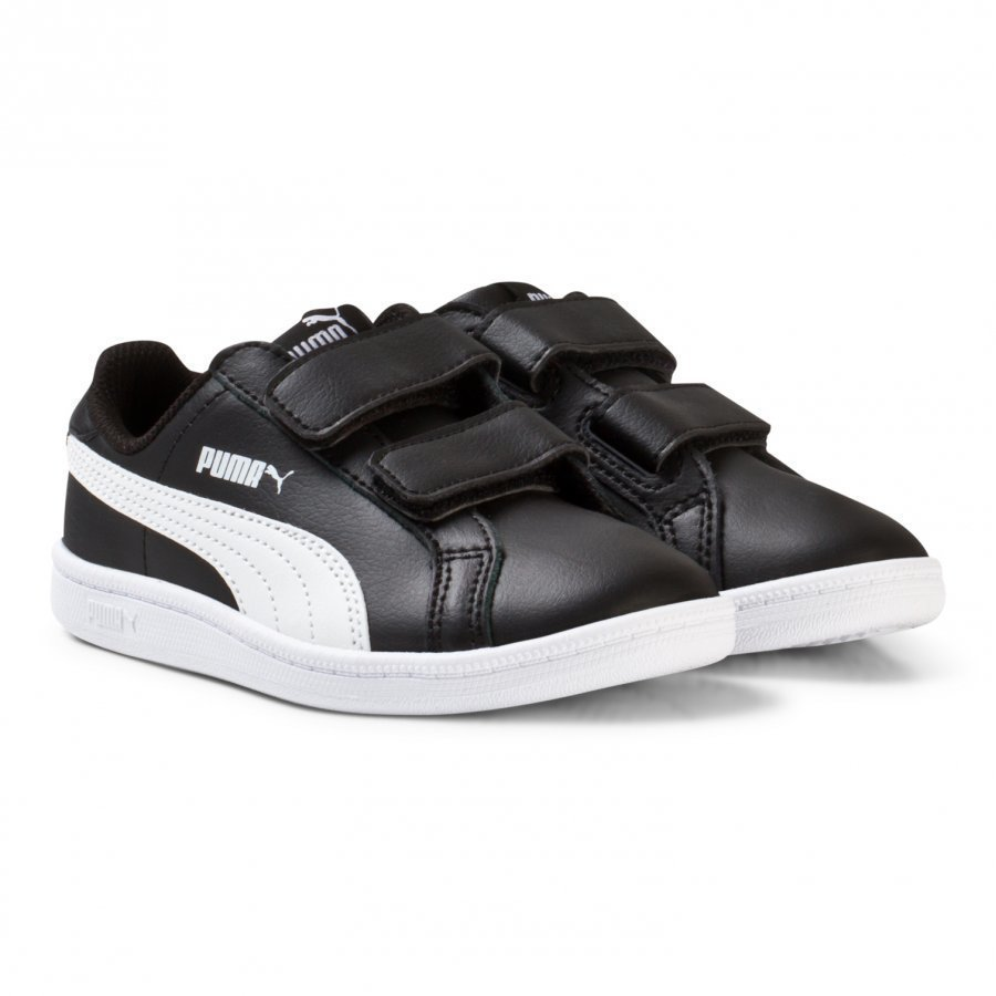 Puma Smash Youth Sneakers Black Lenkkarit