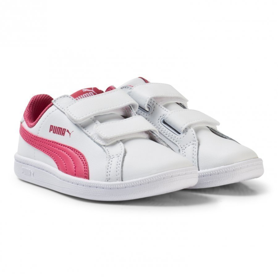 Puma Smash Youth Sneakers White Lenkkarit