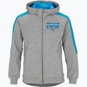 Puma Style Hooded Jacket Collegetakki