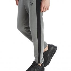 Puma T7 Fleece Pants Harmaa