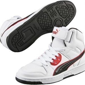 Puma Tennarit Rebound Street Junior White
