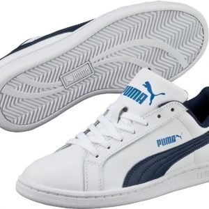 Puma Tennarit Smash Fun Junior White
