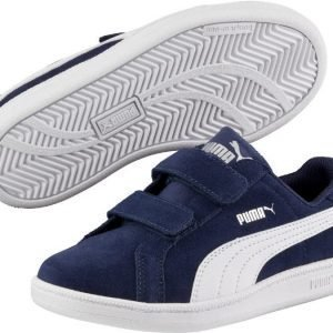 Puma Tennarit Smash Fun Kids Blue