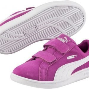 Puma Tennarit Smash Fun Kids Purple