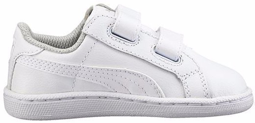 Puma Tennarit Smash Fun Kids White/White