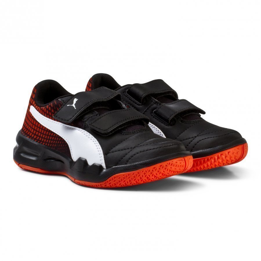 Puma Veloz Indoor Ng V Jr Black Lenkkarit