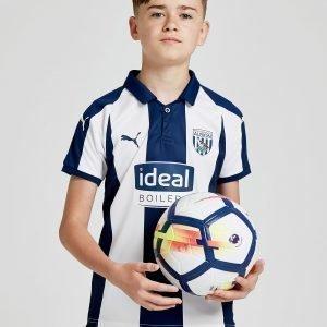 Puma West Bromwich Albion Fc 2018/19 Home Shirt Valkoinen