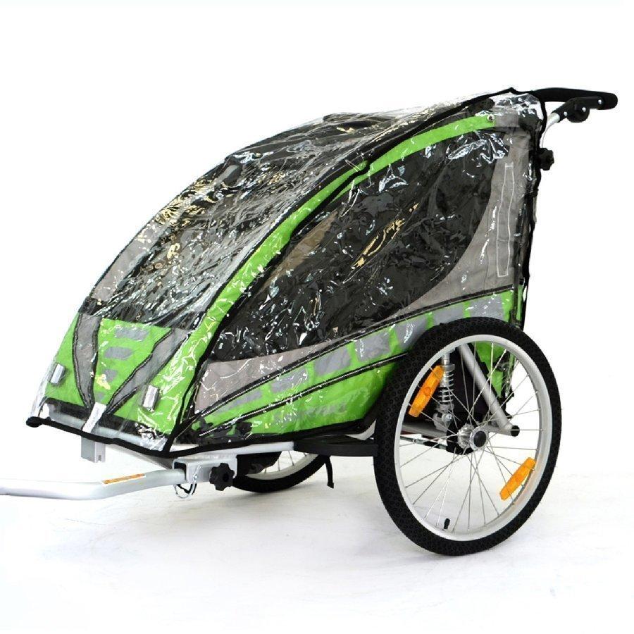 Qeridoo Sadesuojus Polkupyörän Peräkärryyn Sportrex1