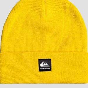 Quiksilver Brigade Beanie Hattu Keltainen