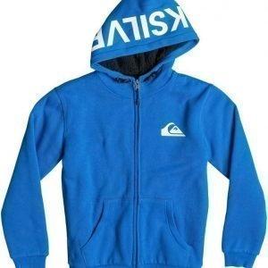Quiksilver Fleecetakki Sherpa Best Wave Victoria blue